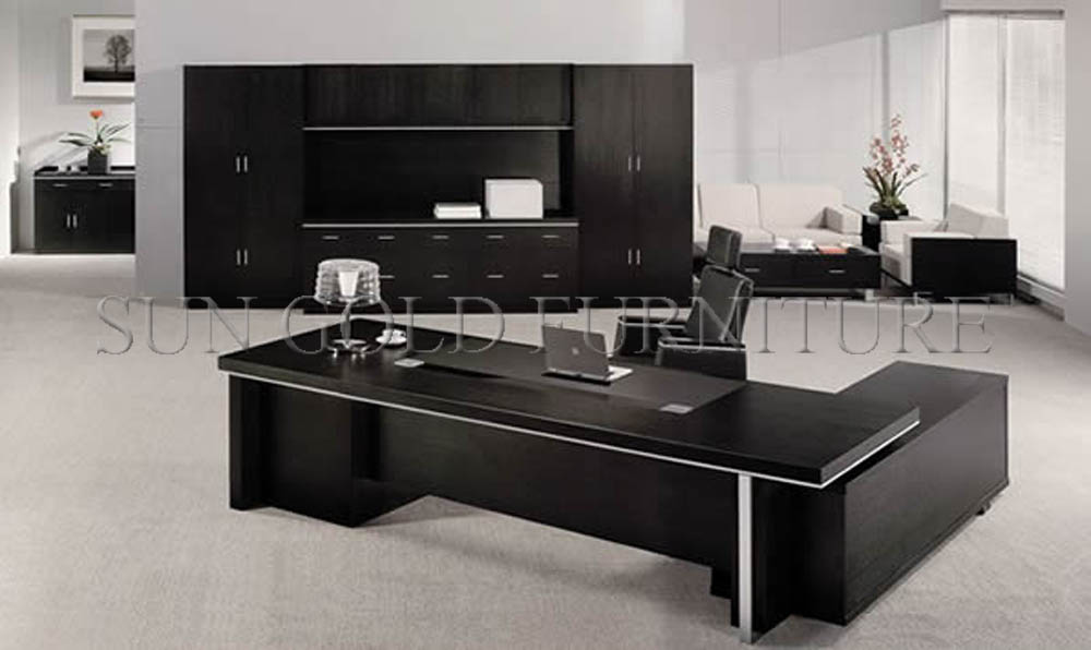 Perfect  Furniture Latest Office Table Design Boss Modern Director Office Table